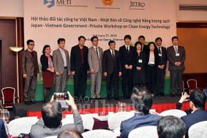 Việt – Nhật hợp tác về công nghệ năng lượng sạch
