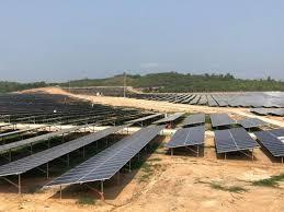 Dự án Nhà máy điện mặt trời Cư Jút phát điện thương mại