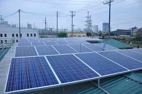 EVNHANOI cung cấp mẫu đăng ký bán điện mặt trời áp mái