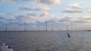 Khởi công xây dựng Nhà máy điện gió Hòa Bình 1 tại Bạc Liêu